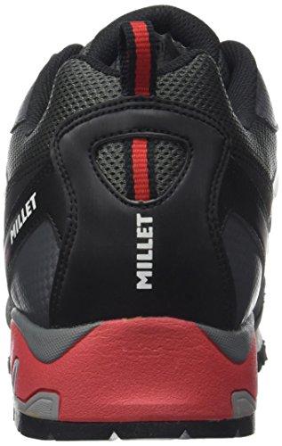 MILLET Trident Gtx, Scarpe basse uomo grigio/rosso