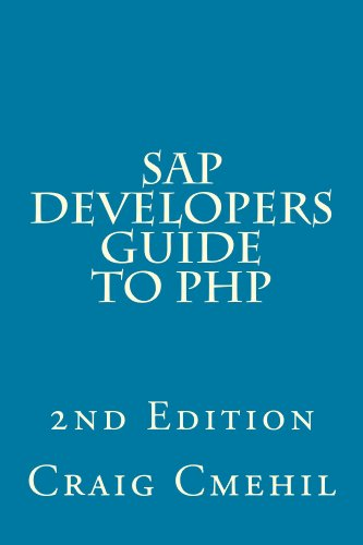 Download SAP Developers Guide to PHP Pdf