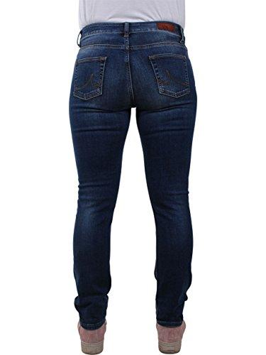 LTB Damen Jeans Aspen Y Regular Slim Straight - Blau - Dafina Wash, Größe:W 29 L 30, Farbe:Dafina Wash (4069)