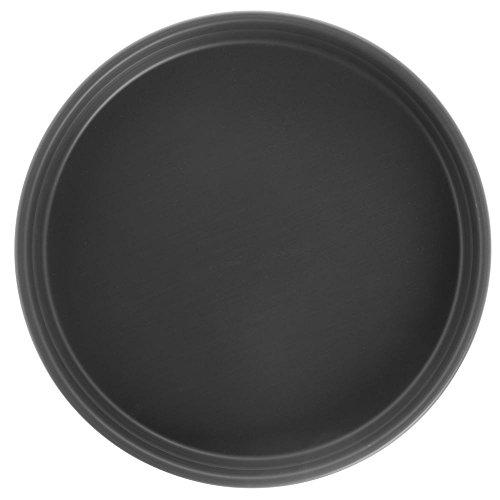 Chicago Metallic Exact Stack Hard Anodized Aluminum Pre-Seasoned Deep Dish Pizza Pan - 14