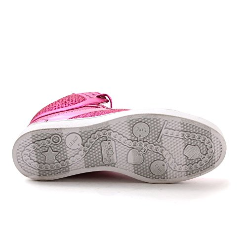 Glitter Pop Fuchsia Sneaker Dance Tart Pastry Adult wtnWx5Cq0Z