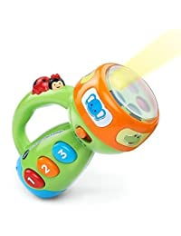 VTech Spin and Learn Color Flashlight Baby Kids Toddler Learning Educational Toy BOBEBE Online Baby Store From New York to Miami and Los Angeles
