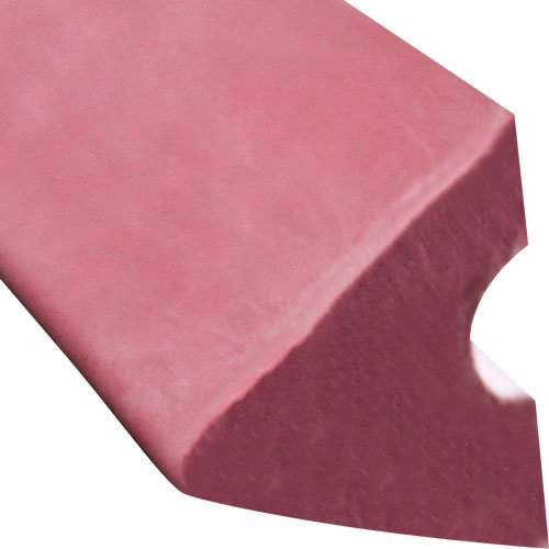 U23 Rubber Bumpers Replacement Pool Table Rail Cushions (Set of 6) - 8 Foot