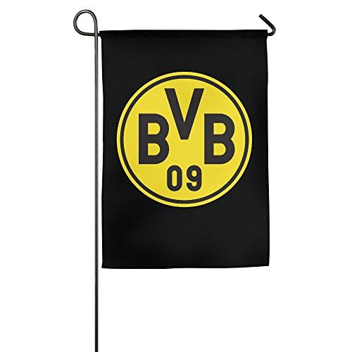 Borussia Dortmund Football Club Decorative Garden Flag Outdoor