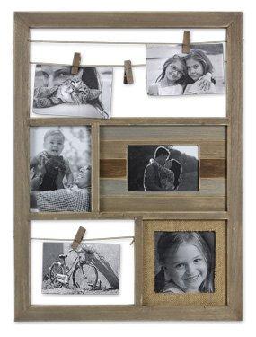 Wood Photo/Message Board