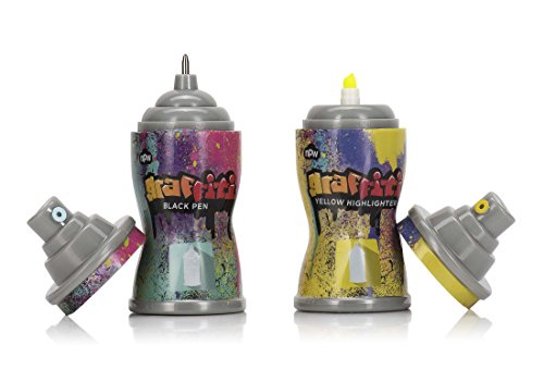 NPW USA Graffiti Spray Can Highlighter