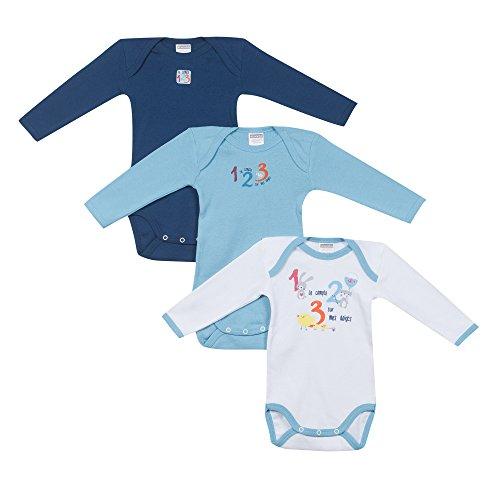 orizzonte 27 Body Absorba Blau Boy Baby xBqqIH