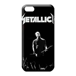 iphone 6 normal phone back shell Hot Style Extreme Awesome Look metallica on stage