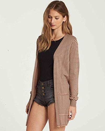 Billabong Women's Worth It Sweater, Sandy Toes M