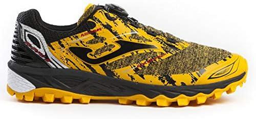 Joma TK_Olimpo 909 - Zapatillas de Trekking, Color Amarillo ...