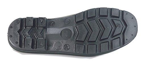 Goloshes Jardinage Bouche Chaussures Tailles 3 Unisexe Waterproof De Dunlop FPwZqIU