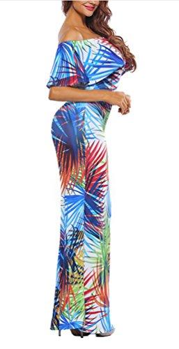 Arkind - Vestido - para mujer Bleu03