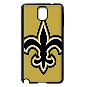 New Orleans Saints Samsung Galaxy Note 3 Cell Phone Case Black Qsdyl