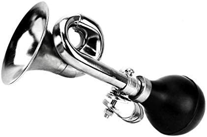 Bike Horn Bicycle Bell Retro Clown Bugle Horn Hooter Bell Snail Air Horn HLD