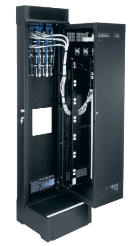 - SR Series Pivoting Wall Mount Rack Rack Spaces: 46U