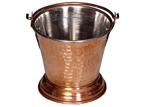 Image result for how to wash copper vessels vinegar maida