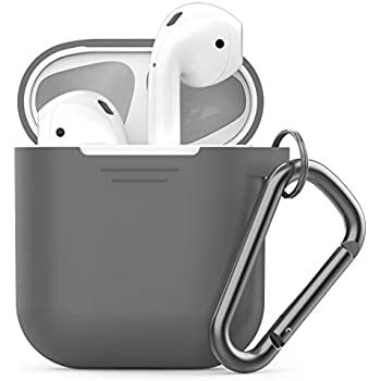 Amazon.com: PodSkinz Keychain AirPods Case with Carabiner