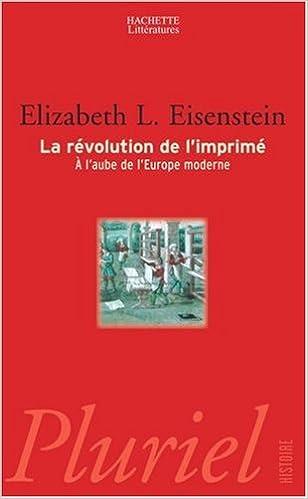 Download Online La Révolution de l'imprimé epub pdf