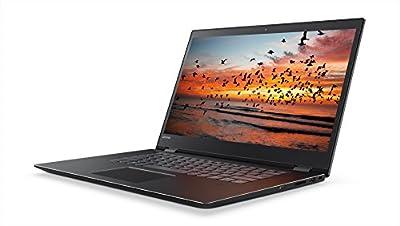 "Lenovo Flex 15.6"" FHD 2-in-1 Laptop (Intel Core i7-8550U, NVIDIA GeForce MX130, 8GB RAM, Onyx Black), 81CA000UUS"
