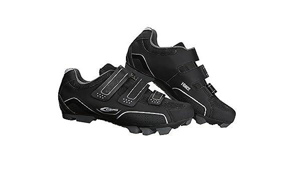 GES Z300X4200000 Zapatillas de Ciclismo, Hombre, Negro, 42.0 ...
