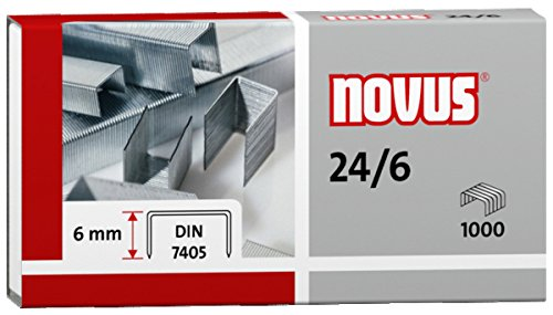 Staples: 24/6 DIN � package of1000 pcs by Novus (Image #4)