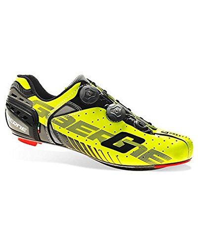 Gaerne Carbon G. Chrono Schuhe Racefiets, Geel - 42,5