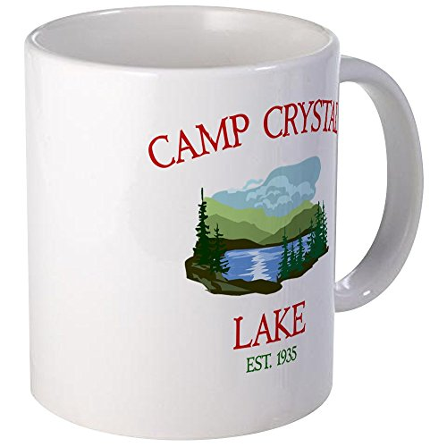 CafePress Camp Crystal Lake Mug Unique Coffee Mug, Coffee -