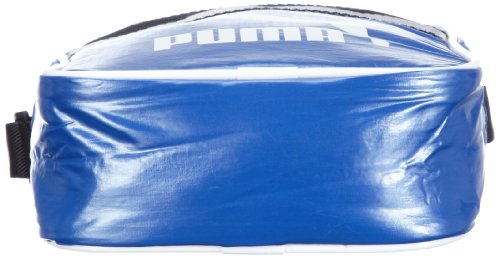 PUMA Borsa Messenger 70110 01 Blu 2.5 liters team power blue-new navy-white