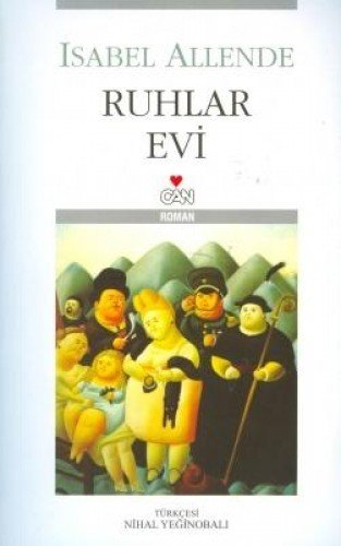 Ruhlar Evi ebook