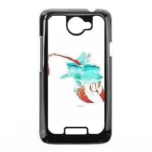 HTC One X Black phone case Weaver Dota 2 DOT5254693