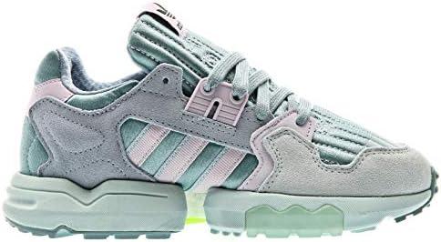 adidas Originals ZX Torsion W, Ash Grey-Purple Tint-Sky Tint: Amazon.es: Zapatos y complementos