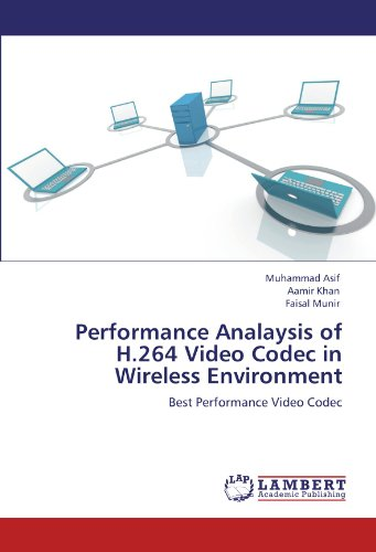 (Performance Analaysis of H.264 Video Codec in Wireless Environment: Best Performance Video)