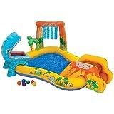 Inflatable Dinosaur Play Center Kids Pool