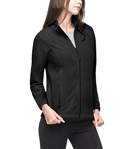 4 Womens Full Zip Fleece - 6