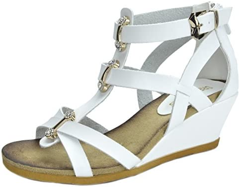 a5a8c95b6e6 Which is the Best White Sandal For Women to Buy on Flipboard by ...