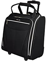 Kemyer 15 Inch Underseater Carry-on Wheeled Luggage