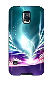 Ideal Matt C Brown Case Cover For Galaxy S5(digital Art), Protective Stylish Case by Maris's Diary