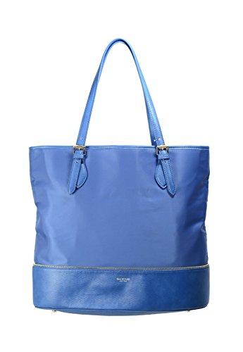 isaac-mizrahi-womens-fashion-designer-handbags-daphne-nylon-leather-tote-shoulder-bag-navy-blue