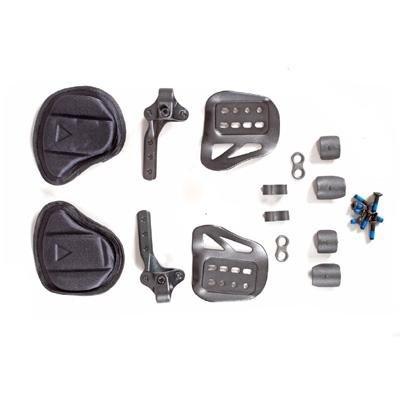 Fit Multi System (Profile Design Non Flip-Up Multi-Fit System Bicycle Aerobar Upgrade Kit (Black))