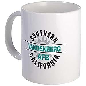 CafePress - Vandenberg AFB Mug - Unique Coffee Mug, Coffee Cup