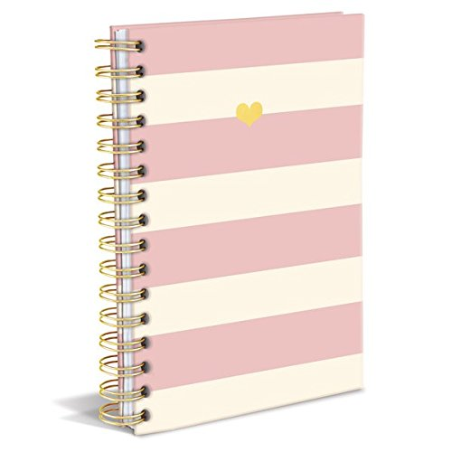 Pink Charm Hard Bound Journal