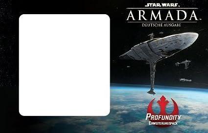 Fantasy Flight Games FFGD4325 Star Wars: Armada-Profundity - Juego de Mesa (Contenido en alemán): Amazon.es: Juguetes y juegos
