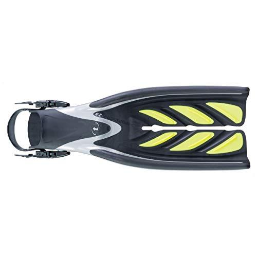 TUSA SF-15 X-Pert Zoom Z3 Open Heel Scuba Diving Fins, Small, Flash Yellow