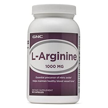 GNC L-Arginine 1000MG