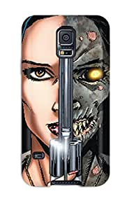 Tpu ZippyDoritEduard Shockproof Scratcheproof Brimstone Hard Case Cover For Galaxy S5
