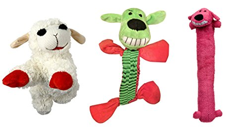 OOFA DOGS and LAMB CHOP dog toys ()