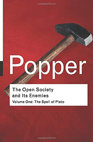 The Open Society And Its Enemies  The Spell Of Plato  Routledge Classics