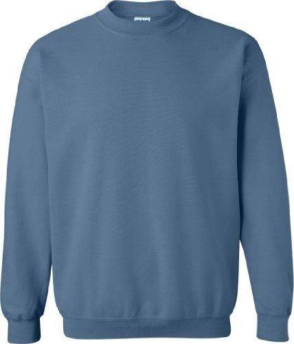 Femme Gildan Bleu Indigo Indigo Sweatshirt Gildan Gildan Femme Sweatshirt Femme Bleu Bleu Sweatshirt 4H4xqwE