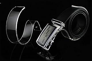 RY écran ® 10-pack Acrylique Noir Ceinture support de présentation de support UK Display