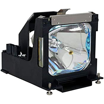 GOLDENRIVER POA-LMP149 Projector Replacement Lamp with Housing Compatible with SANYO PLC-HP7000L